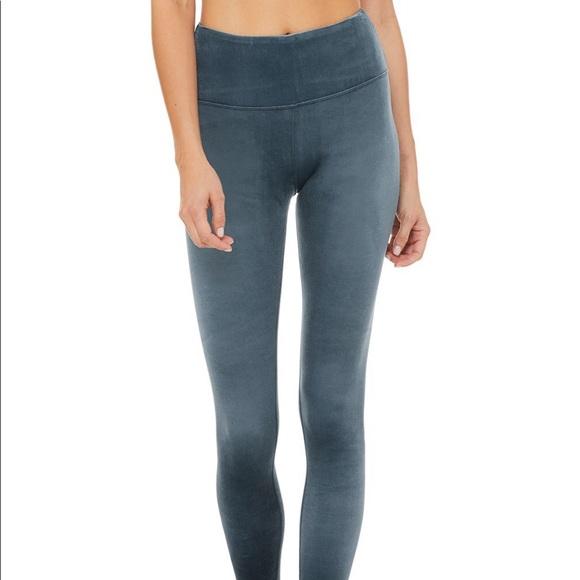 1873a2b0c8e12 ALO Yoga Pants   Alo High Waste Posh Legging   Poshmark